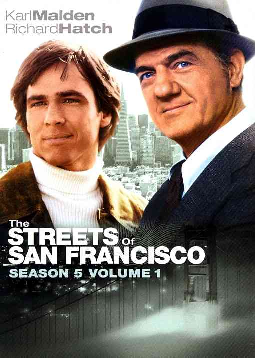 STREETS OF SAN FRANCISCO:SEASON 5 V 1 BY STREETS OF SAN FRANC (DVD)