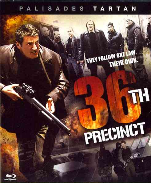 36TH PRECINCT BY AUTEUIL,DANIEL (Blu-Ray)