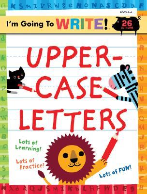 Uppercase Letters By Ziefert, Harriet (COR)/ Kido, Yukiko (ILT)