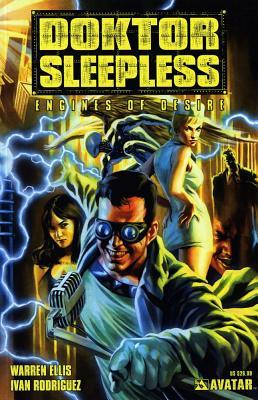 Doktor Sleepless 1 By Ellis, Warren/ Rodriguez, Ivan (ILT)